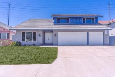 Single Family Home For Sale: 15671 Fox Hills Street
