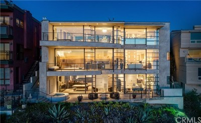 Corona del Mar Single Family Home For Sale: 3631 Ocean Boulevard