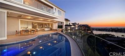 Corona Del Mar Single Family Home For Sale: 301 Carnation Avenue