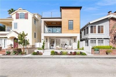 Balboa Island Single Family Home For Sale: 203 Sapphire Avenue