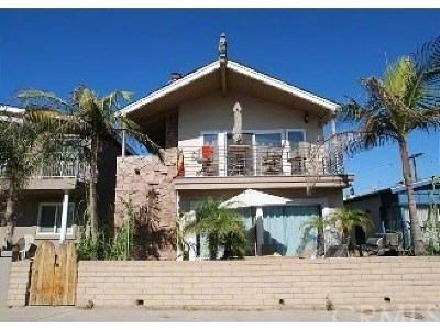 Newport Beach Multi Family Home For Sale: 115 42nd Street