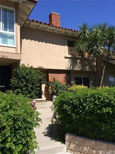 Newport Beach Rental For Rent: 2612 Vista Del Oro
