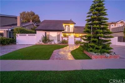 Huntington Beach Single Family Home For Sale: 17012 Courtney Lane