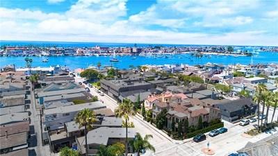 Balboa Island Single Family Home For Sale: 129 Agate Avenue