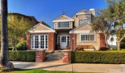 Corona Del Mar, Newport Coast Rental For Rent: 509 Goldenrod Avenue