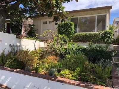 Corona Del Mar, Newport Coast Rental For Rent: 702 Poinsettia Avenue