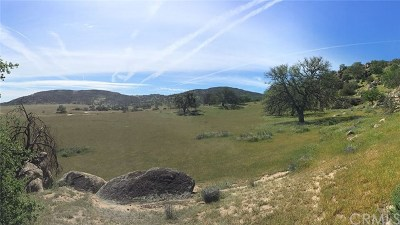 Santa Margarita Residential Lots & Land For Sale: Branch Mountain Road
