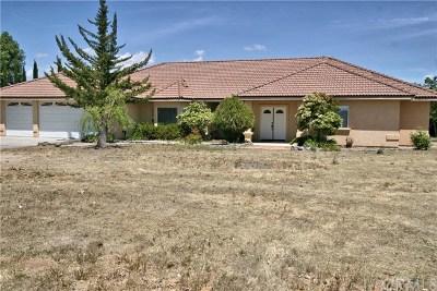 Paso Robles Single Family Home For Sale: 5633 Rancho La Loma Linda Drive