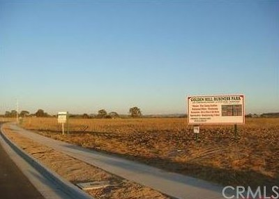 San Luis Obispo County Residential Lots & Land For Sale: Danley Court
