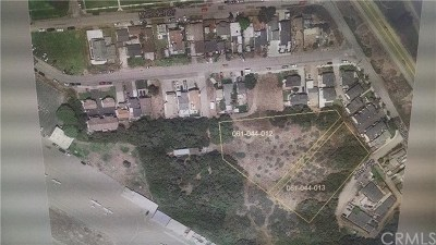 Oceano Residential Lots & Land For Sale: Palace Avenue