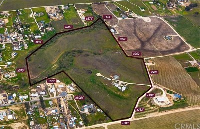 San Luis Obispo County Residential Lots & Land For Sale: 8550 Magdalena Drive