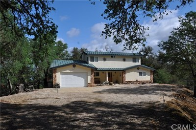 Paso Robles Single Family Home For Sale: 5375 Aluffo Road