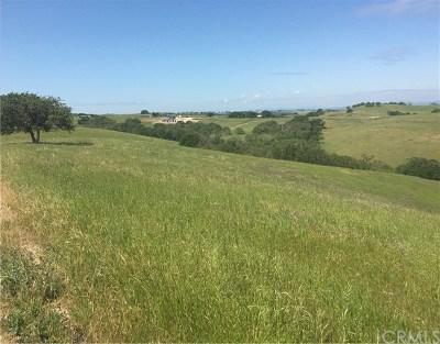 San Luis Obispo County Residential Lots & Land For Sale: Strawridge Road