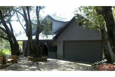 Templeton Single Family Home For Sale: 2425 Cypress Mountain Road