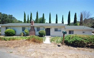 Atascadero Single Family Home For Sale: 9307 Santa Lucia Road