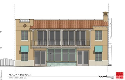 Avila Beach Commercial Lease For Lease: 340 Front Street #A