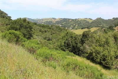 Atascadero Residential Lots & Land For Sale: 13955 San Miguel Road