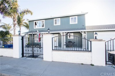 Oceano Single Family Home For Sale: 1750 19th Street