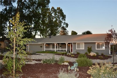 Paso Robles Single Family Home For Sale: 4590 Farousse Way