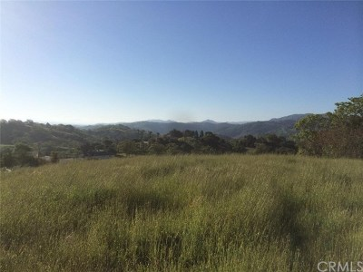 Atascadero Residential Lots & Land For Sale: Balboa
