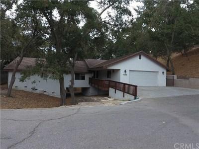 Atascadero Single Family Home For Sale: 5455 Encino Avenue