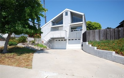 Arroyo Grande Single Family Home For Sale: 815 Plata Road