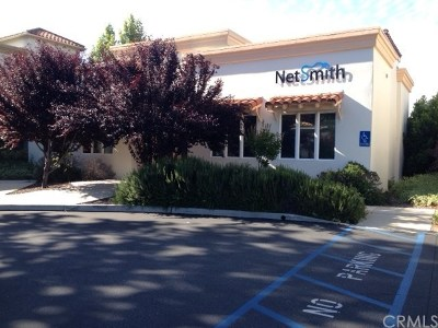 San Luis Obispo County Commercial Lease For Lease: 8824 Morro Road