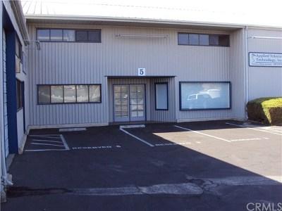 San Luis Obispo County Commercial Lease For Lease: 825 Riverside Avenue
