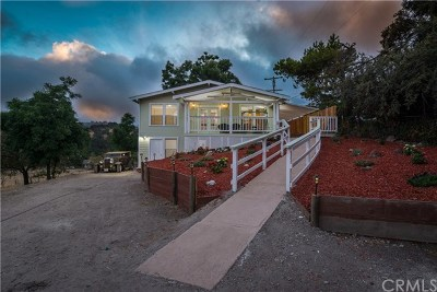Atascadero Single Family Home For Sale: 6450 Portola Road