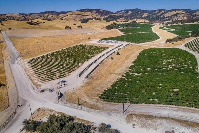 Monterey County Residential Lots & Land For Sale: 63205 Argyle Road