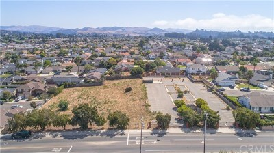 Pismo Beach, Arroyo Grande, Grover Beach, Oceano Residential Lots & Land For Sale: 1207 S 13th St