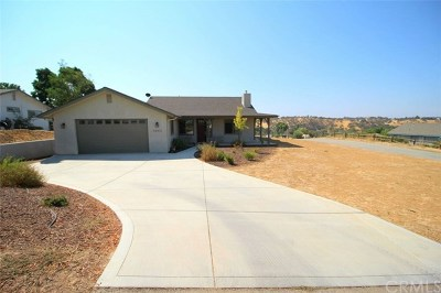 Paso Robles Single Family Home For Sale: 5880 Silverado Place