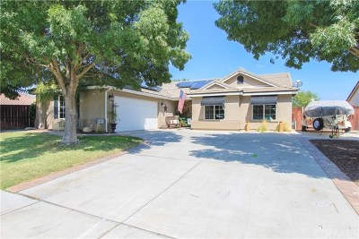 Paso Robles Single Family Home For Sale: 2639 Vineyard Circle