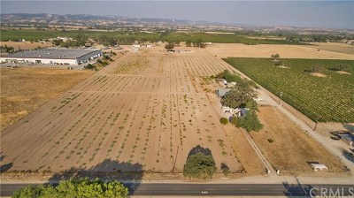 Paso Robles Commercial For Sale: 5175 Airport Road