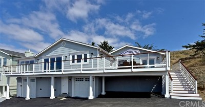 Cambria, Cayucos, Morro Bay, Los Osos Single Family Home For Sale: 901 Park Avenue