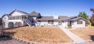 Santa Margarita, Templeton, Atascadero, Paso Robles Single Family Home For Sale: 550 River Oaks Drive