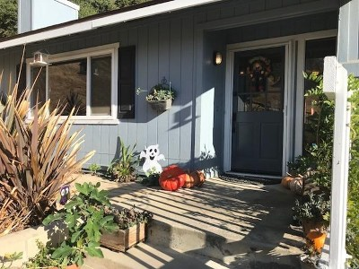 Atascadero Single Family Home Active Under Contract: 7395 San Gabriel Road