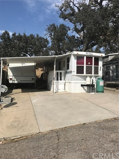 San Luis Obispo County Manufactured Home For Sale: 2159 Yellow Feather Circle