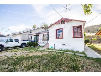 San Miguel Single Family Home For Sale: 1120 K Street