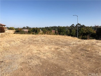 Paso Robles Residential Lots & Land Active Under Contract: 593 Red Cloud Road