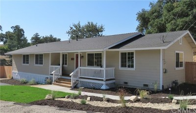 Atascadero Single Family Home For Sale: 4350 Tranquilla Avenue
