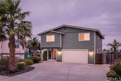 Morro Bay Single Family Home For Sale: 612 Ironwood Court
