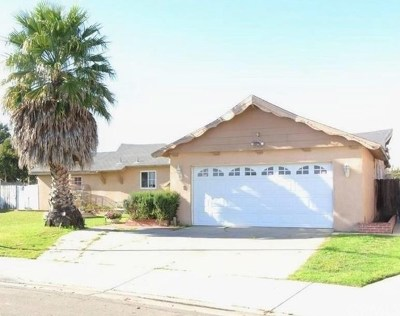 Santa Maria Single Family Home For Sale: 303 E Taylor Street