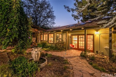 San Luis Obispo County Single Family Home For Sale: 200 Hollyhock Lane