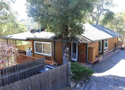 Atascadero Single Family Home For Sale: 2075 Alturas Road