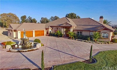 Paso Robles Single Family Home For Sale: 2280 Claassen Ranch Lane