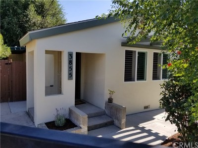 Atascadero Single Family Home For Sale: 3855 Monterey Road
