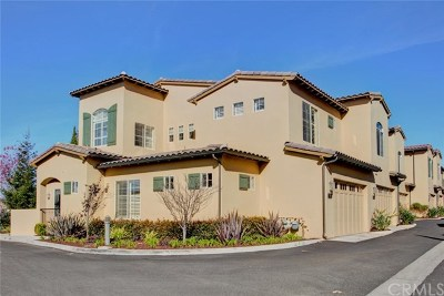 San Luis Obispo County Condo/Townhouse For Sale: 1160 Spring Azure Way