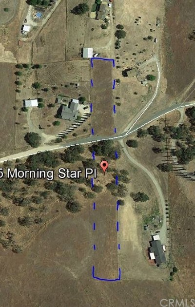 San Luis Obispo County Residential Lots & Land For Sale: 5385 Morning Star Place