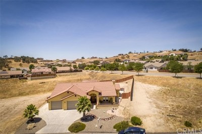 Paso Robles Single Family Home For Sale: 3635 Lakeside Village Drive